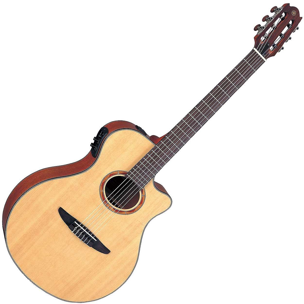 yamaha ntx700 acoustic guitar natural reverb. Black Bedroom Furniture Sets. Home Design Ideas