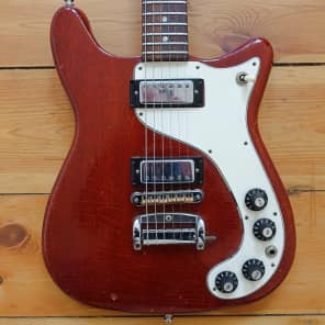 Epiphone Wilshire -1966  Cherry for sale