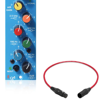 Maag Audio EQ4-500   500-Series 6-Band Equalizer   Pro Audio LA