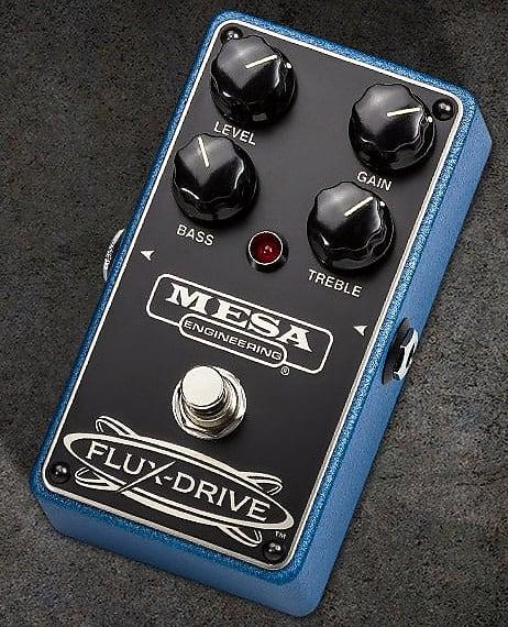 mesa boogie flux drive overdrive guitar effects pedal reverb. Black Bedroom Furniture Sets. Home Design Ideas