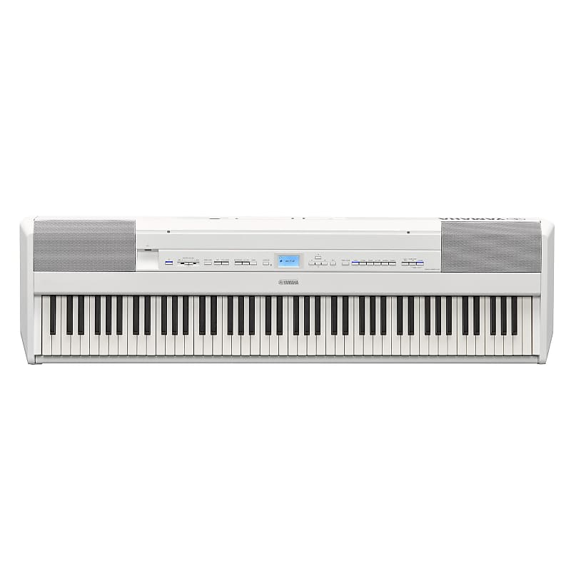 Yamaha P-515WH Portable/Stage Piano - White | Better Music