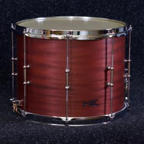 TreeHouse Custom Drums 11x14 Mahogany Field Snare Drum