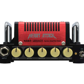 Hotone Nano  Amplifier Heart Attack for sale
