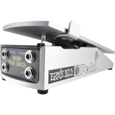 Ernie Ball 6168 250K Mono Volume Pedal with Switch for sale