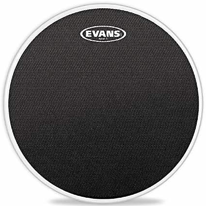 evans 13 hybrid s black marching snare drum head reverb. Black Bedroom Furniture Sets. Home Design Ideas