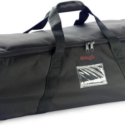 Stagg Regular bag w/ Wheels for hardware & stands