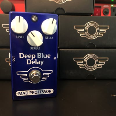 Mad Professor Deep Blue Delay ** Authorized Dealer ** for sale