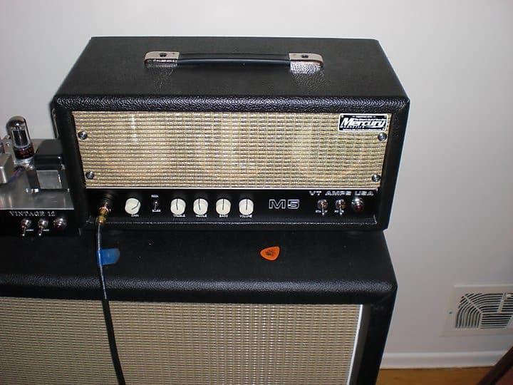 Guitar Amp Head 5W Single Ended High Gain | VT AMPS USA, LLC