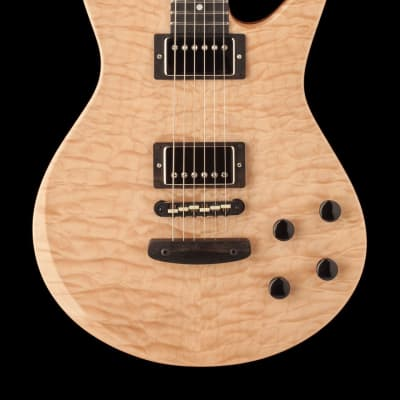 Fodera Quilted Maple Imperial Custom Guitar 2017 for sale