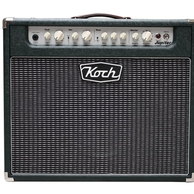 Koch Jupiter J45C 45W 1x12 Tube Hybrid Guitar Combo Amp British Racing Green for sale