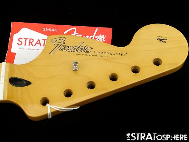 Fender Jimi Hendrix Strat Neck Stratocaster Maple Late Reverb