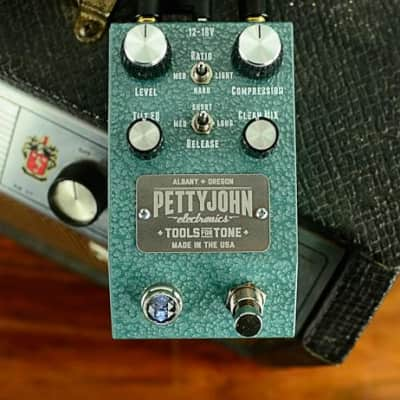 Pettyjohn Electronics Crush Studio-Grade Compressor