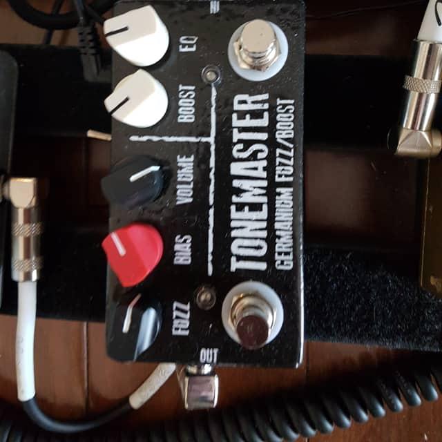 JDM Tonemaster Germanium Fuzz Boost image