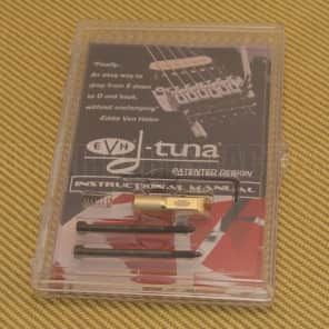 555-0121-469 Gold EVH D-Tuna Drop D Tuning System Drop D Tuning System DT-100-G for sale