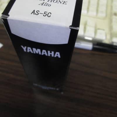 Yamaha 5C Standard Series Alto Sax Mouthpiece 2010s saxophone mouth piece