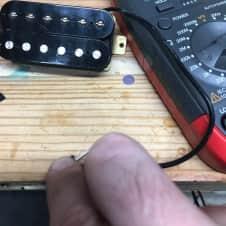 Epiphone Humbucker  Black