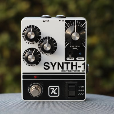 Keeley Synth-1 20 for 20 Limited Edition
