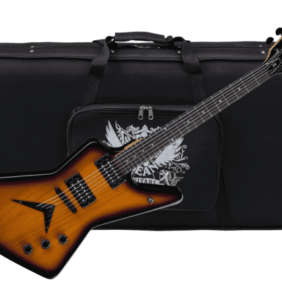 DEAN Z-X electric GUITAR new ZX Trans Brazilia w/ LIGHT CASE - DMT Pickups - NEW for sale