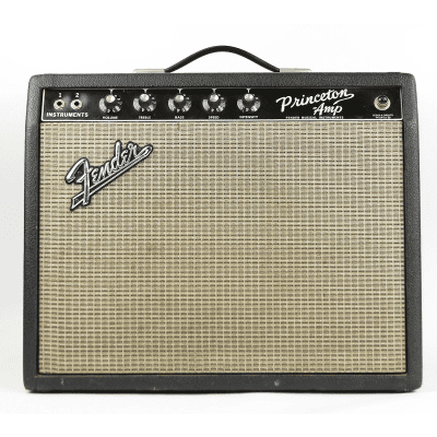 "Fender Princeton 2-Channel 12-Watt 1x10"" Guitar Combo 1963 - 1964"