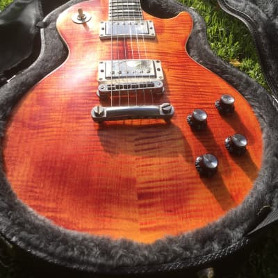 Gibson Les Paul standard limited edition Santa Fe Sunrise for sale