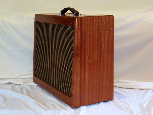 Bama Tonewood Cabinets Handcrafted Sapele Blues Jr. Replacement Cabinet