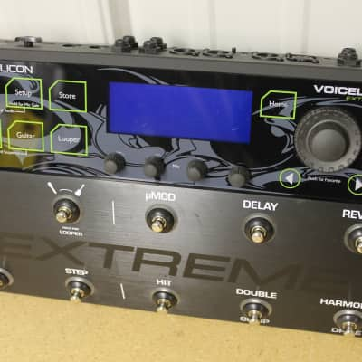 TC Helicon VoiceLive 3 Extreme Multi-Effect Unit Customer Return