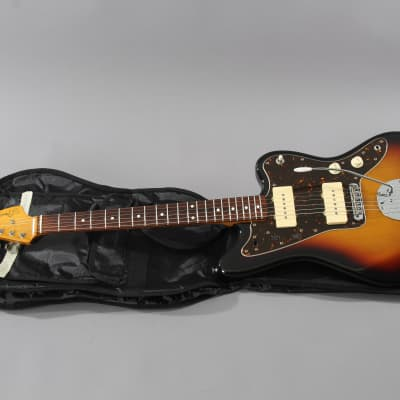 2010 Fender Jazzmaster '62 Vintage Reissue MIJ JM66 Japan 3-Tone Sunburst for sale