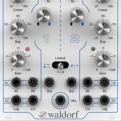 Waldorf - DVCA1: Dual VCA
