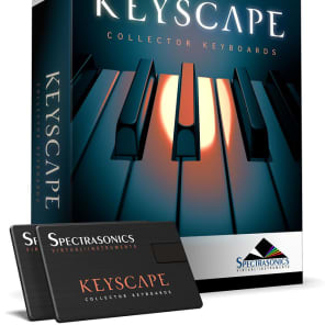 Spectrasonics Keyscape Plugin and Omnisphere Expansion