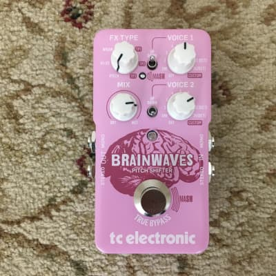 Used TC Electronic Brainwaves Pitch Shifter