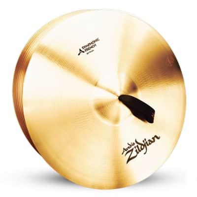"""Zildjian 20"""" A Symphonic French Tone Cymbal"""