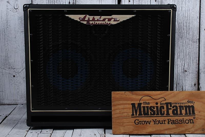 Ashdown ABM-210H Compact Electric Bass Guitar Amplifier Cabinet 300 Watt Amp Cab image