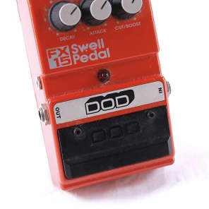 Original Vintage DOD FX15 Swell Momentary Guitar Effects Pedal Orange for sale