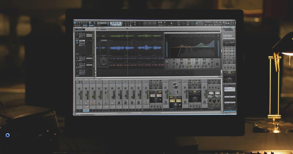 Cakewalk Is Back and Now It's Free | Reverb News