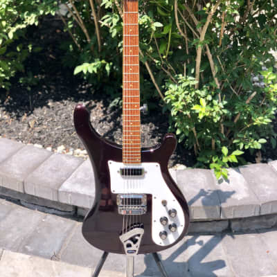 Rickenbacker 480 1972 Burgundy Glo for sale