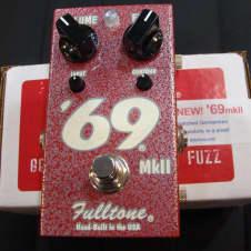 Fulltone '69 MkII fuzz pedal