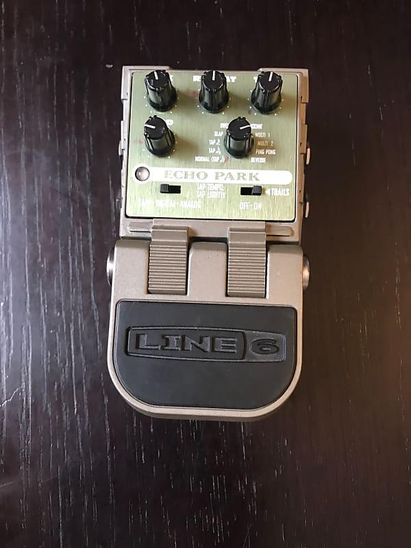 line 6 tonecore echo park delay pedal vintageguitarheaven reverb. Black Bedroom Furniture Sets. Home Design Ideas