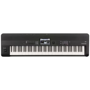 Korg KROME 88-Key Synthesizer Keyboard Workstation