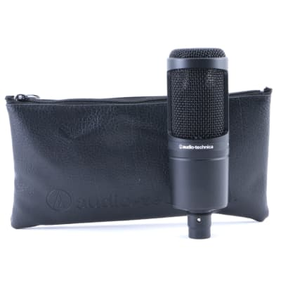 Audio-Technica AT2020 Condenser Cardioid Microphone MC-3544