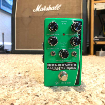 Pigtronix Ringmaster Analog Multiplier Ring Modulator Synth
