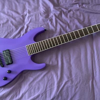 ESP LTD SC-607B 7 string guitar w/hard case (like new) for sale