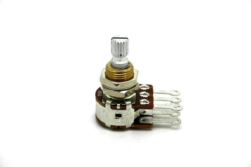 BOURNS DUAL POTENTIOMETER B50K 50K LINEAR WITHOUT DETENT CENTER