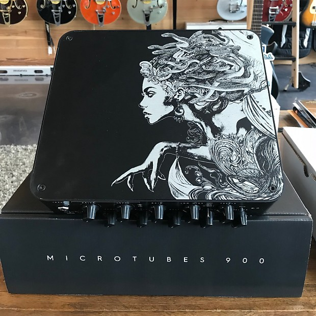 7846bc7a220 Description  Shop Policies. Darkglass Microtubes 900 Bass Head Limited  Edition Medusa ...