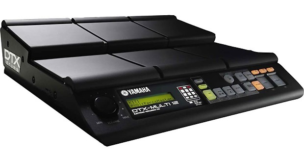 Yamaha dtx multi 12 electronic percussion pad stage kit for Yamaha dtx multi pad