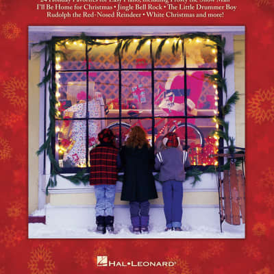 My First Christmas Song Book A Treasury of Favorite Songs to Play