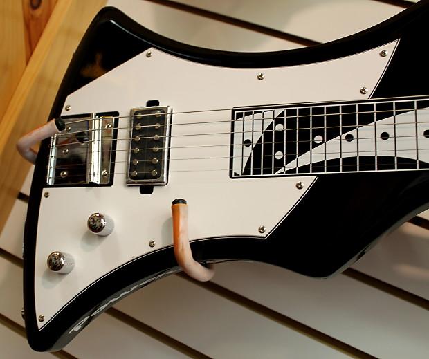 peavey power slide lap steel electric guitar black used reverb. Black Bedroom Furniture Sets. Home Design Ideas