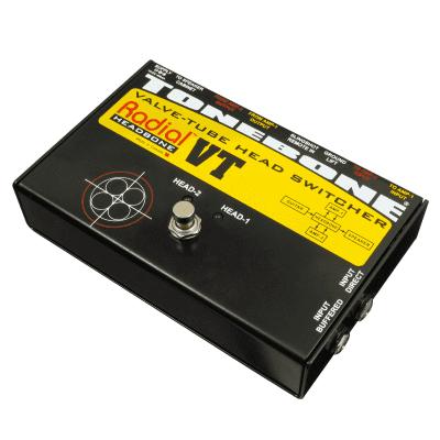 Radial Headbone VT Amp Head Switcher for Tube Amps