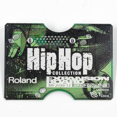 Roland SR-JV80-12 Hip Hop Collection Expansion Board SR-JV80