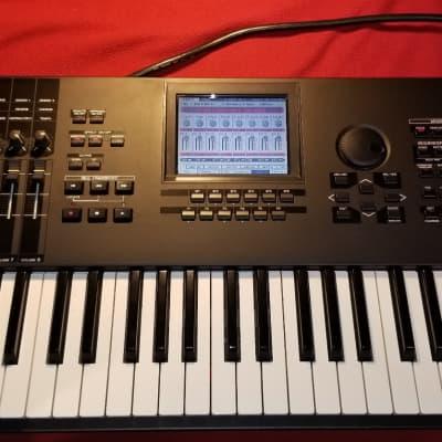 Yamaha Motif 6 | Sound Programming