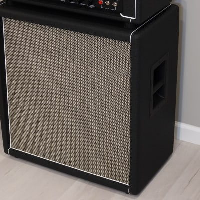 2019 StageCraft 2x12 Custom Diagonal Speaker Cabinet/Celestion England G12H-30s/Hiwatt/Marshall for sale